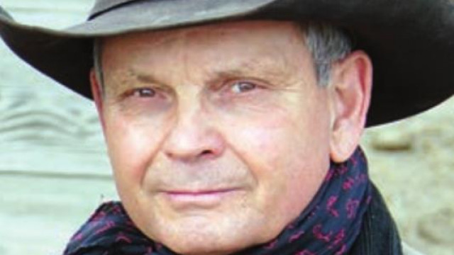 Area author, rancher compares drought to 1988