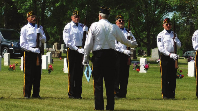 Forsyth honors those who gave ultimate sacrifice